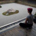 Meditation at Ryoanji