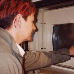 Memory experiment for chimpanzees, Matsuzawa's lab, 2001