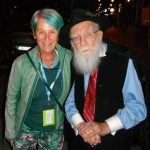 Susan Blackmore and James Randi, Wroclaw, Poland, for the European Skeptics Congress 2017