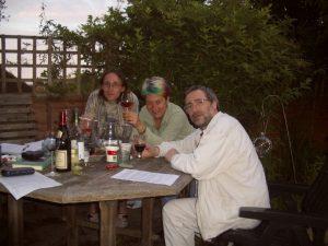 Larry Bull, Sue Blackmore, Owen Holland